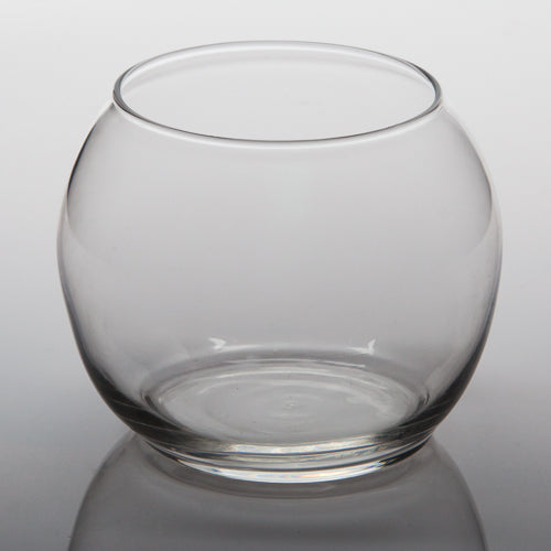 "Eastland Bubble Ball Vase 4.5"" Set of 12"