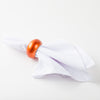 orange napkin ring 9505 24