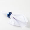 royal blue napkin ring 9506 04