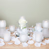 Eastland Votive Candle Holder Frosted Set of 72