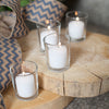 eastland votive candle holder set of 12