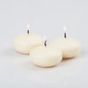 "Richland Floating Candles 2"" Ivory Set of 72"