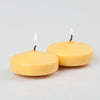 "Richland Floating Candles 3"" Yellow Set of 72"