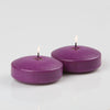 "Richland Floating Candles 3"" Purple Set of 12"