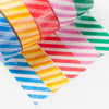 Richland Washi Tape Stripe Sample Pack Set of 10