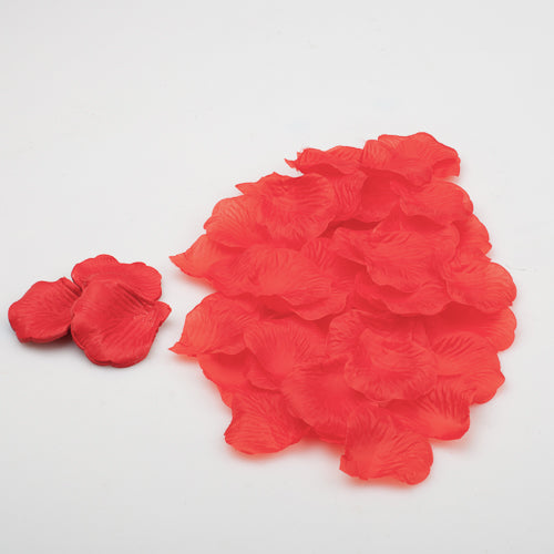 Richland Silk Rose Petals Red 1000 Count