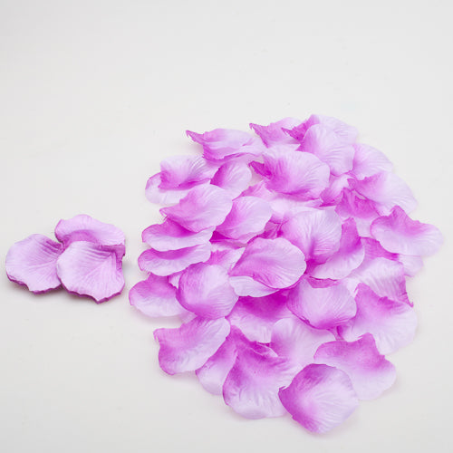 Richland Silk Rose Petals Lavender 10,000 Count