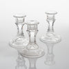 "Eastland Taper Candle Holder 4"" Set of 12"