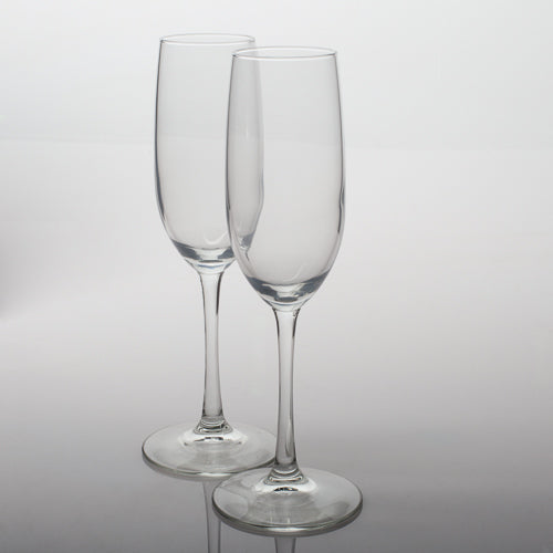 Eastland Flute Champagne Glasses Set of 16