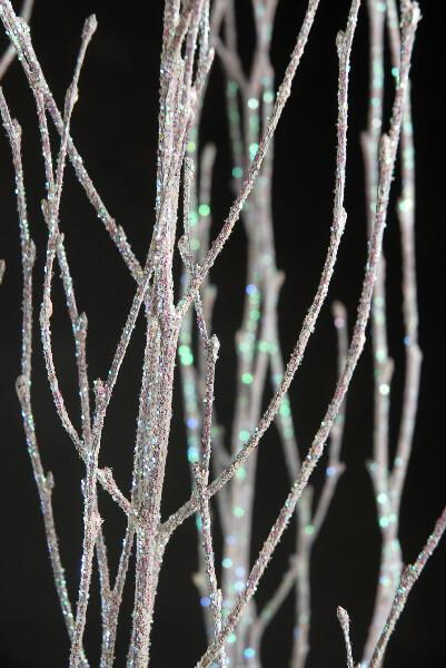Sparkle Natural Birch Tree Branches 34-44in
