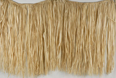 Raffia Table Skirting 9 ft
