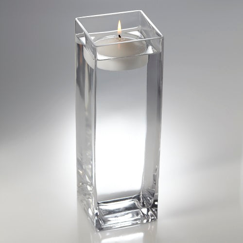 "Eastland Square Floating Candle Holder 12"" Set of 6"