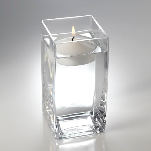 "Eastland Square Floating Candle Holder 8"" Set of 6"