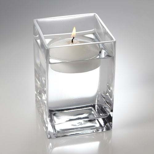 "Eastland Square Floating Candle Holder 6"" Set of 6"