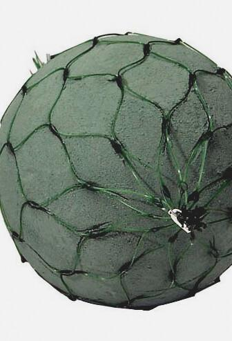 2 floral foam netted 6 spheres oasis