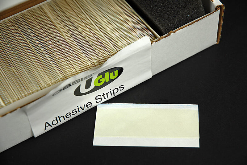 uglu adhesive strips 250 pieces