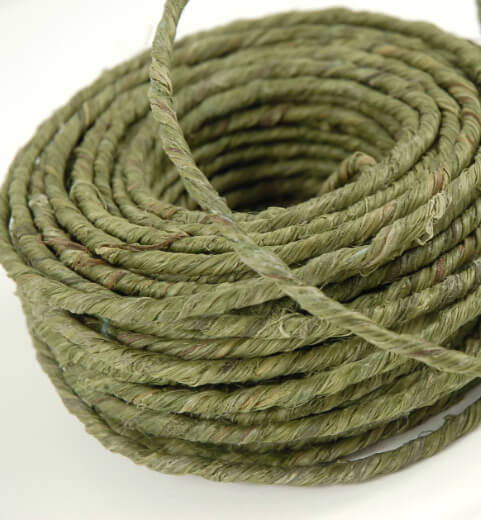 Green Rustic Wire 18 Gauge - 70 Feet