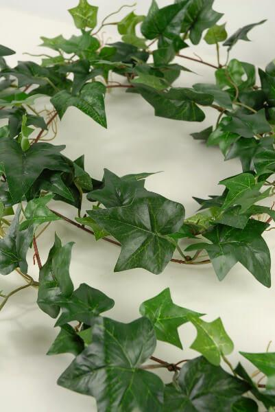 Silk English Ivy Garlands 6'