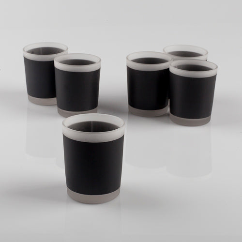eastland chalkboard votive holder set of 72