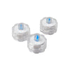 Richland Flameless Submersible LED Tealight Candles Blue Set of 12