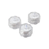 Richland Flameless Submersible LED Tealight Candles White Set of 36