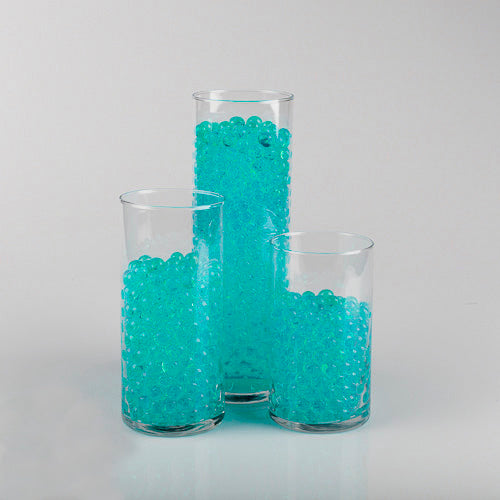Eastland Aqua Water Pearls Vase Fillers Pack of 36