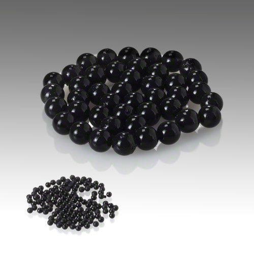 Eastland Black Water Pearls Vase Fillers Pack of 36