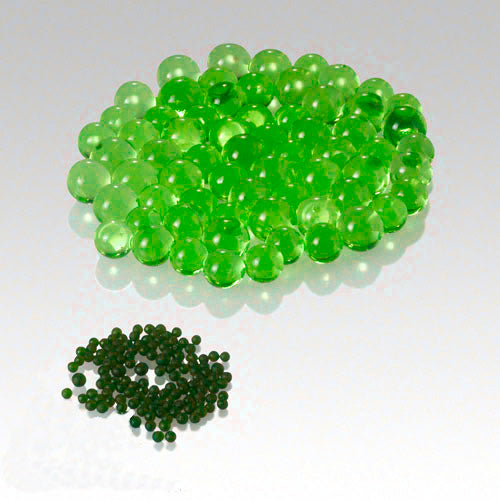 Eastland Green Water Pearls Vase Fillers Pack of 36