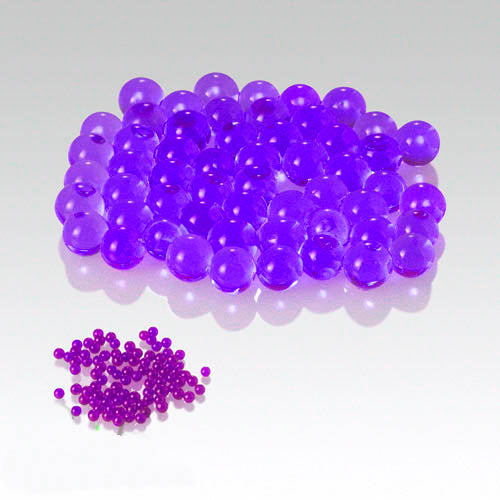 Eastland Purple Water Pearls Vase Fillers Pack of 36