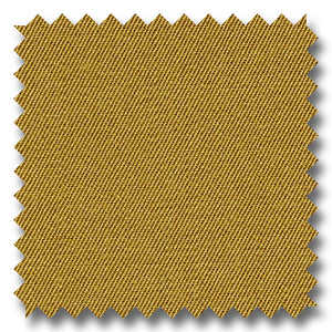 Brown Solid Twill Gabs 100% Worsted Wool