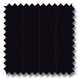 Zegna Navy Stripe