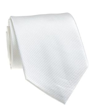 XL Neckwear - White