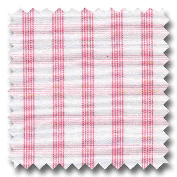 Checks & plaids pink - P03229 Custom Dress Shirt