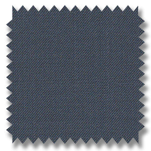 "Slate Gray Plain Super 120""s Merino Wool"