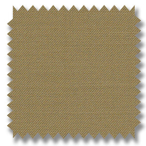 Beige Plain Super 120's Merino Wool