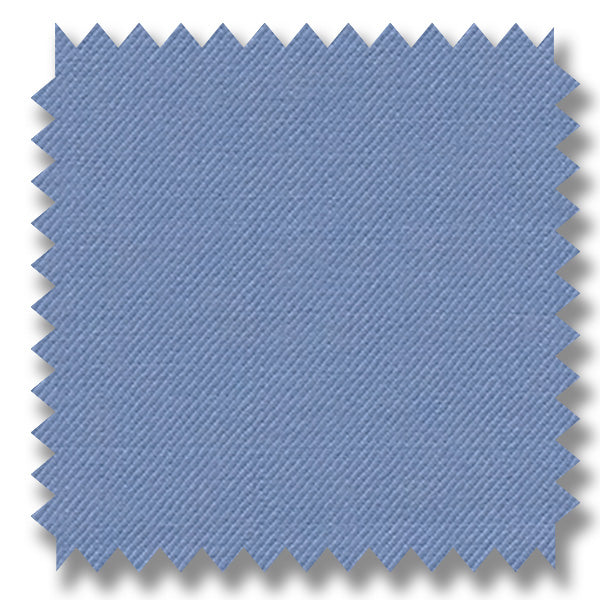 Sky Blue Plain Super 120's Merino Wool