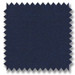 Steel Blue Plain Super 120's Merino Wool