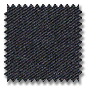 Dark Gray Plain Super 120's Merino Wool
