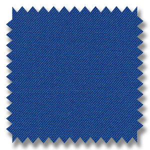 Egyptian Blue Plain Super 120's Merino Wool