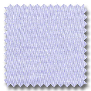 Light Blue Solid 2Ply Broadcloth - Custom Dress Shirt