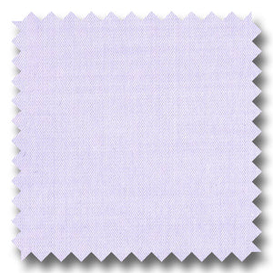 Lavender Solid 200 2Ply Broadcloth - Custom Dress Shirt