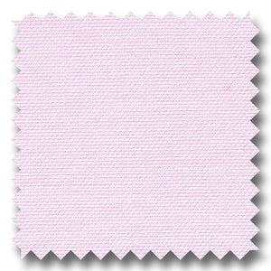 Light Pink Solid 2Ply Royal Oxford - Custom Dress Shirt