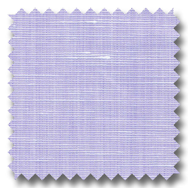 Lavender Solid 170 2Ply Linen - Custom Dress Shirt