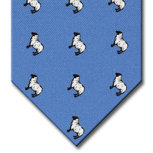 Blue Novelty Tie