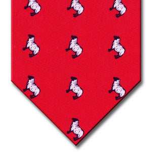 Red Novelty Tie