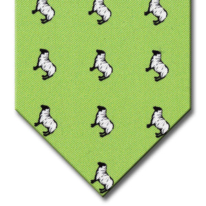 Green Novelty Tie