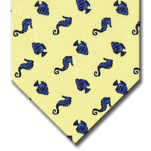 Yellow Novelty Tie