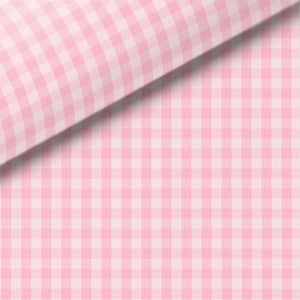 Pink Check Pinpoint Oxford Dress Shirt