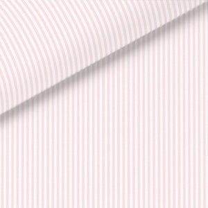 Light Pink Stripe Broadcloth Dress Shirt
