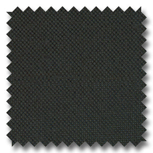Solid Black Basket Weave